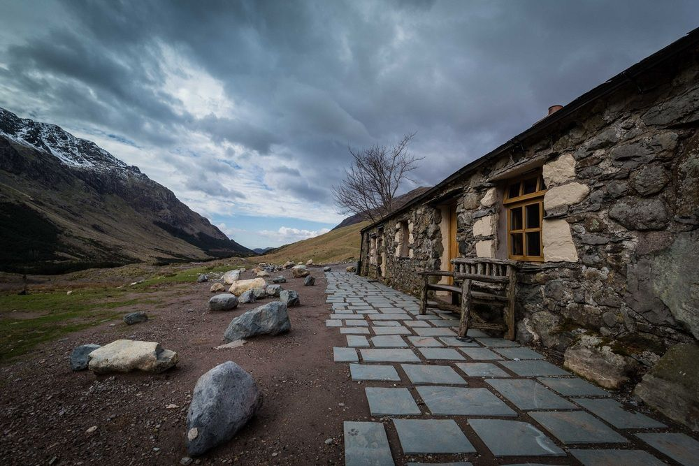 Remote Hostels - best off-the-beaten-track UK hostels - Cool Places to Stay in the UK