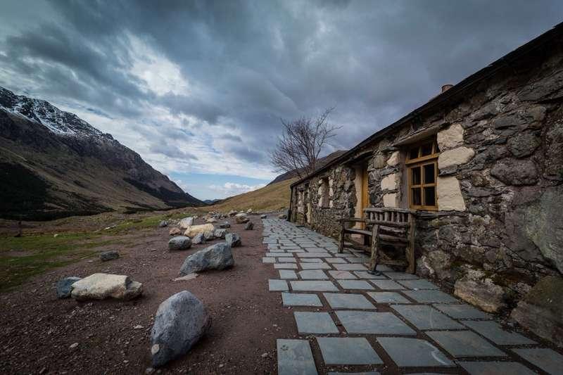Remote hostels