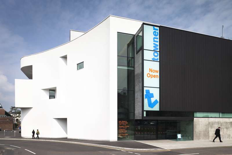 Towner Contemporary Art Museum
