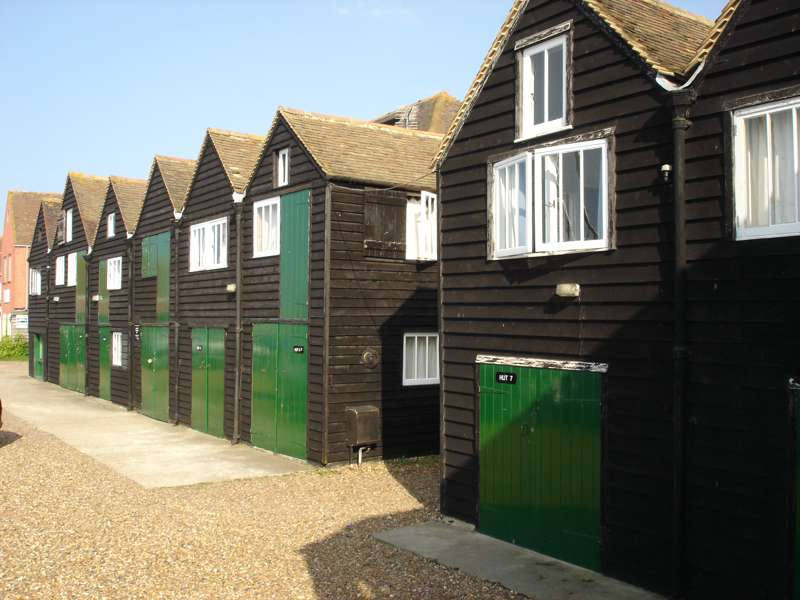 Fisherman's Huts Fisherman's Huts The Harbour Whitstable CT5 1AB