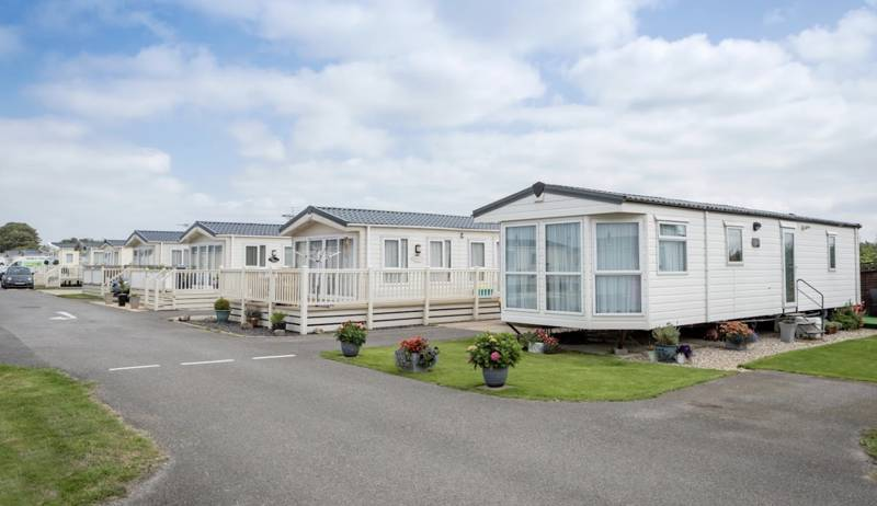 Alberta Holiday Park Faversham Road, Whitstable, Kent, England, CT5 4BJ, UK