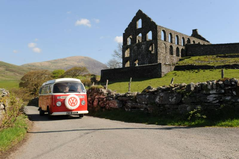Campervan Hire in Gwynedd | Motorhome Hire in Gwynedd