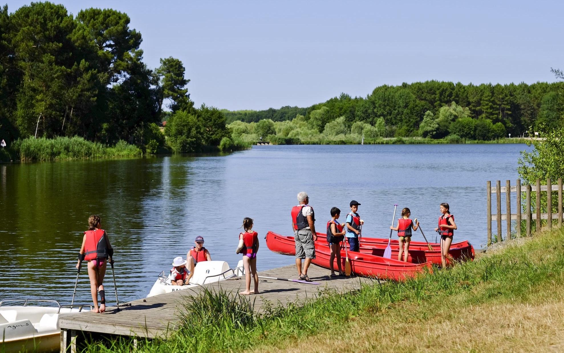 Campsites in Indre-et-Loire, France