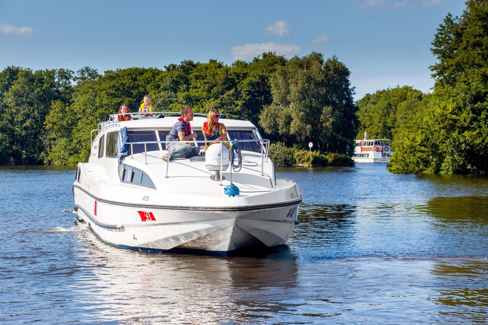 Norfolk Broads Direct Boating Holidays