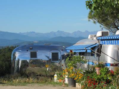 BelRepayre Airstream & Retro BelRepayre, Nr Mirepoix, Ariege (09), Midi-Pyrenees, France