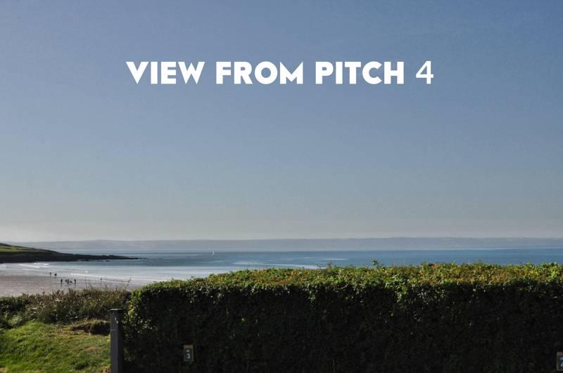 Pitch 4 - Grass Small (Size 12m x 5.5m)
