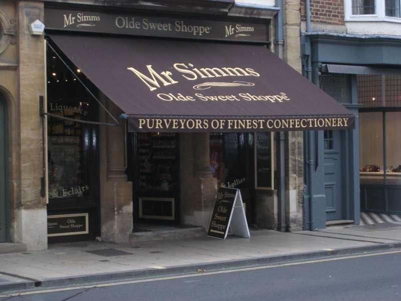 Mr Simm's Olde Sweet Shoppe