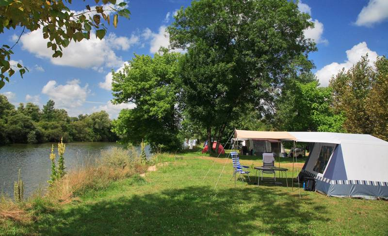 12 riverside campsites in France making a splash this Easter