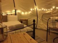 Hazel the Lotus Belle Tent