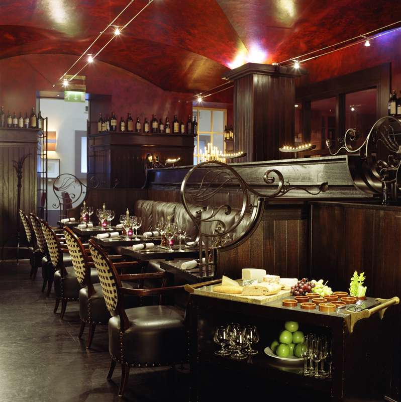 Malmaison Glasgow Brasserie