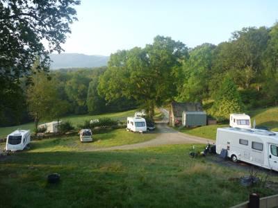 Bryn Y Gwin Farm Camping & Caravan Site Bryn Y Gwin Farm, Cader Road, Dolgellau, Gwynedd, LL401TF