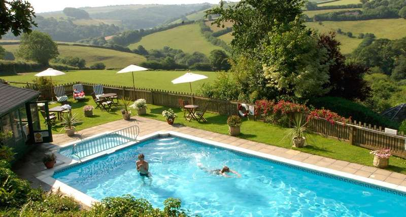 Treworgey Luxury Cottages Duloe, Looe, Cornwall PL14 4PP