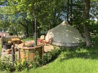 The Hare - Luxury Bell Tent