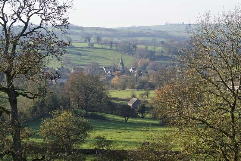 Tom's Barn & Douglas's Barn Parwich, Nr. Ashbourne, Derbyshire, DE6 1QB
