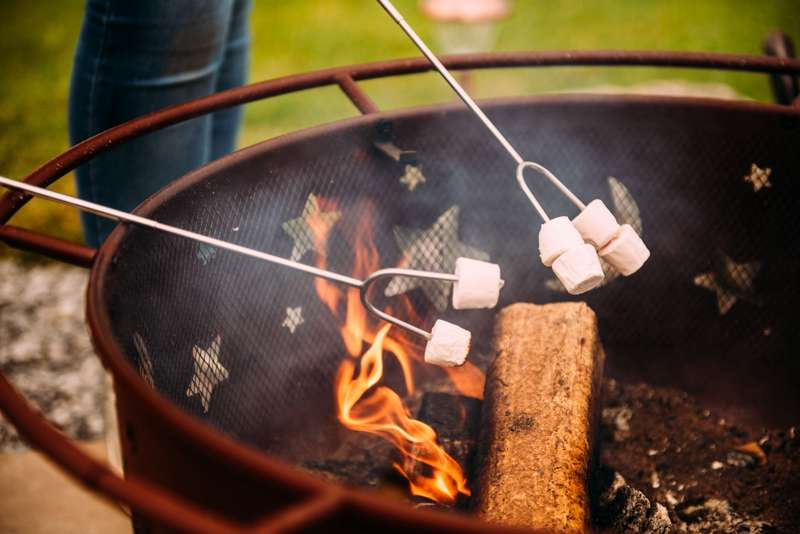 Campfire-friendly campsites in Cornwall – campfires allowed