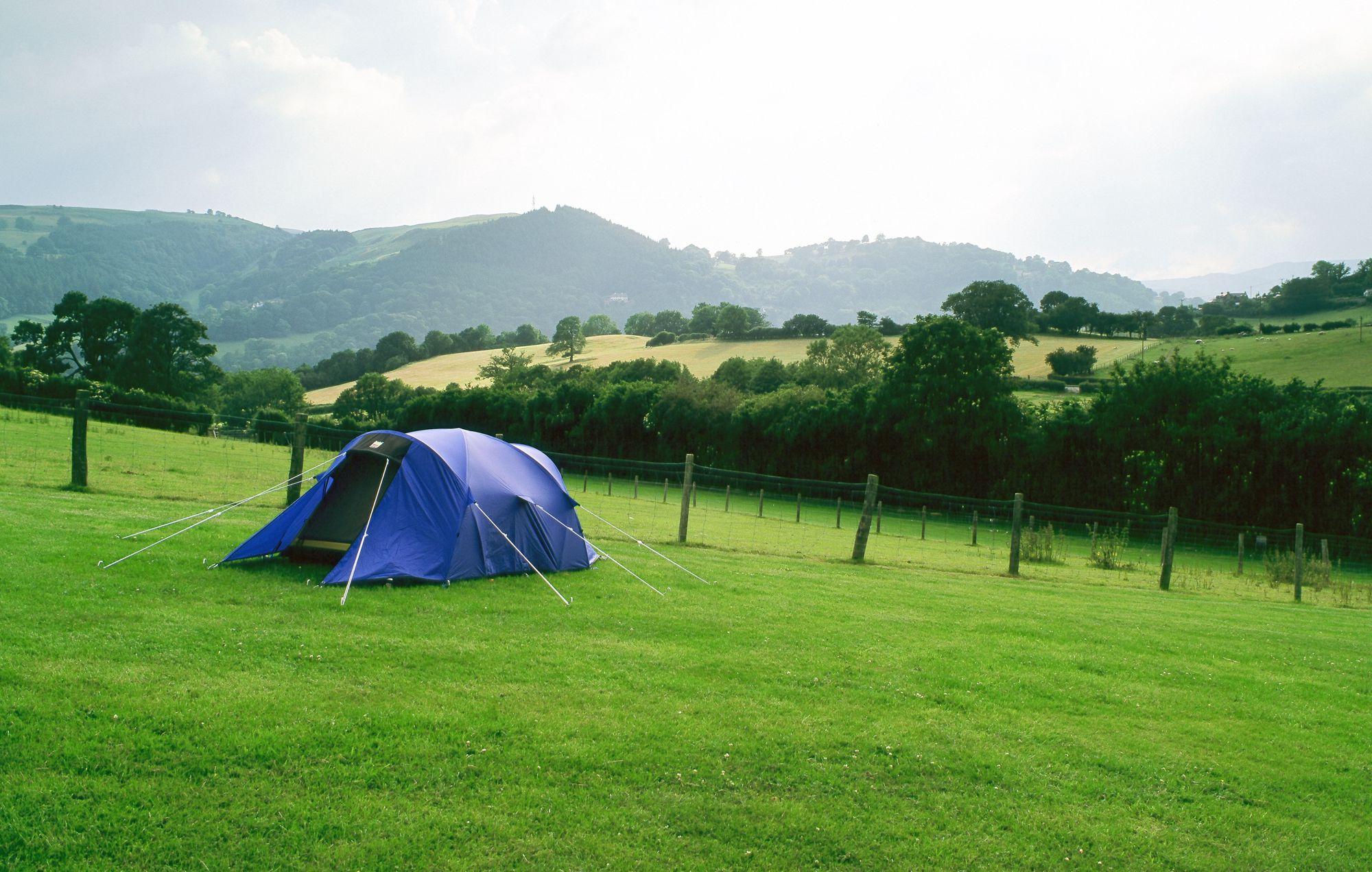 Campsites in Denbighshire