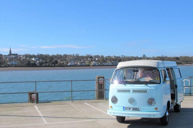 Campervan Hire on the Isle Of Wight | Motorhome Rental Isle of Wight