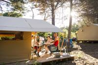 Sweet Wood & Canvas Tent