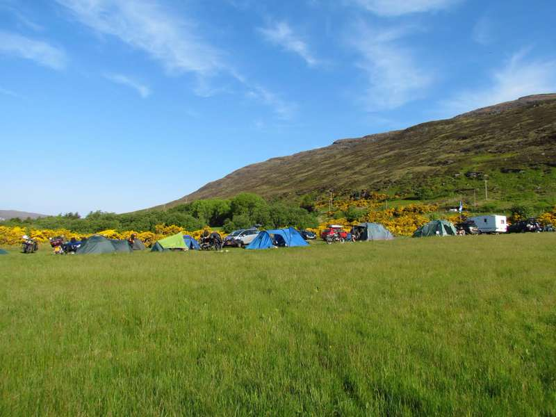 Badrallach Badrallach Campsite, Bothy & Holiday Cottage, Croft 9, Badrallach, Dundonnell, Ross-shire IV23 2QP