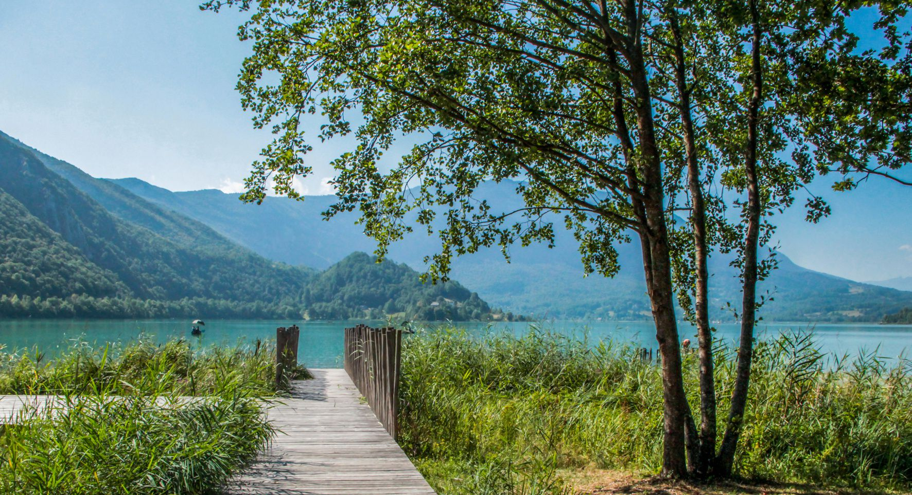 Campsites in Savoie
