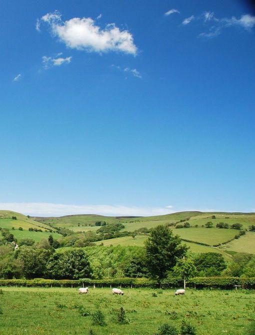 Luxury Campsites in Wales