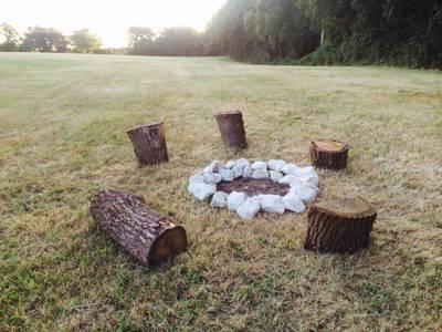 Folds Farm Camping at Chapelfield Folds Farm, Godshill Wood, Fordingbridge, Hampshire SP6 2LP