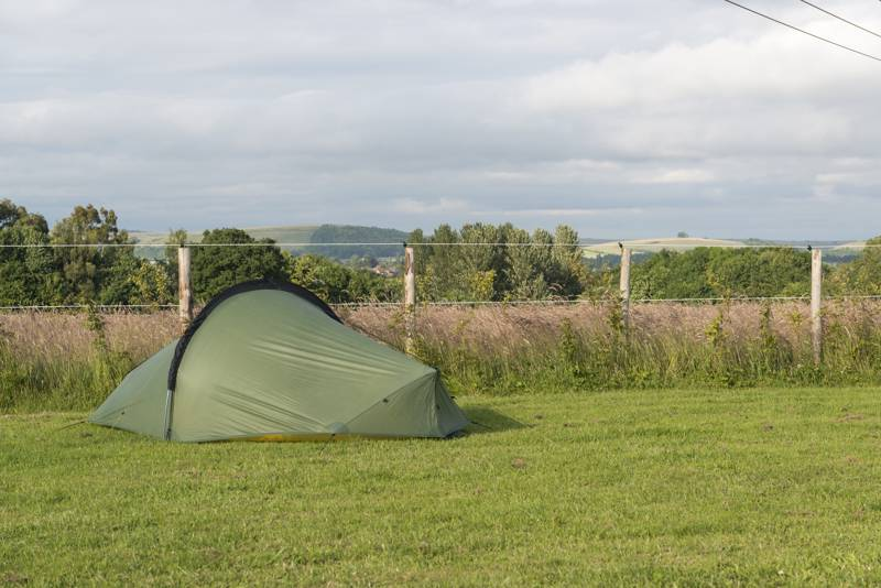 Grass pitch (Tents only)