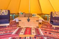 Bluebell the Bell Tent