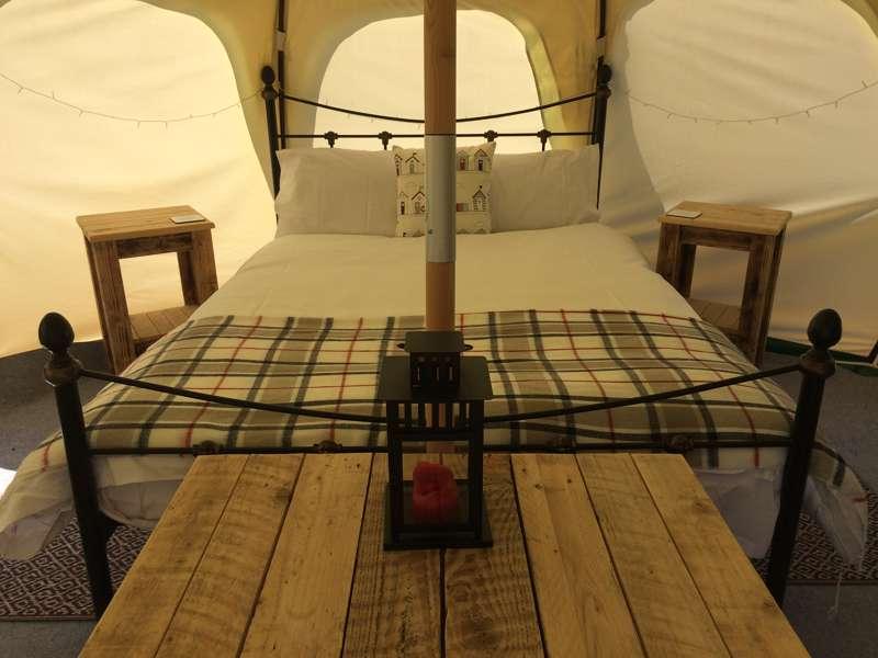 Oak - Lotus Bell Tent