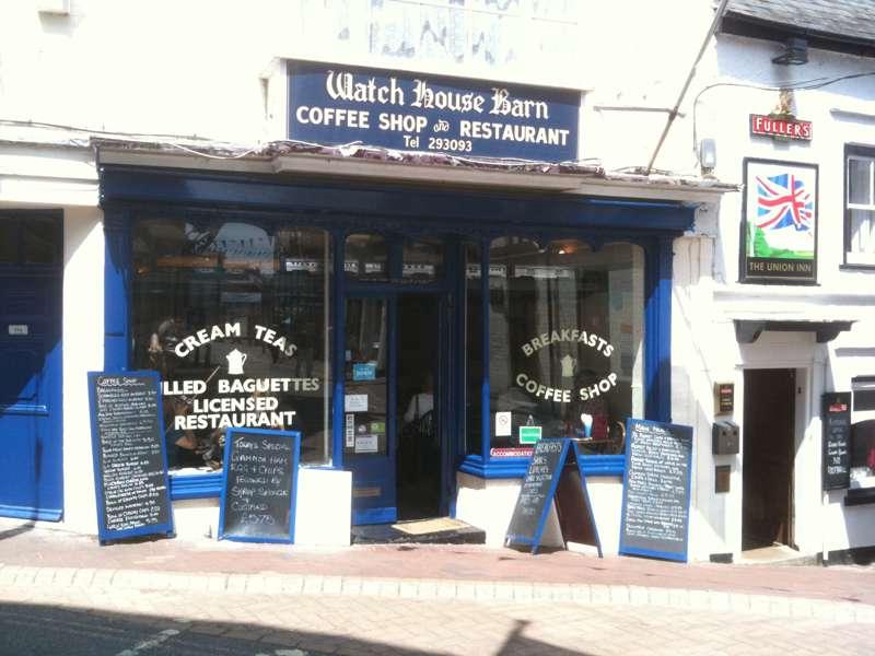 Watch House Barn Coffee Shop & Restaurant