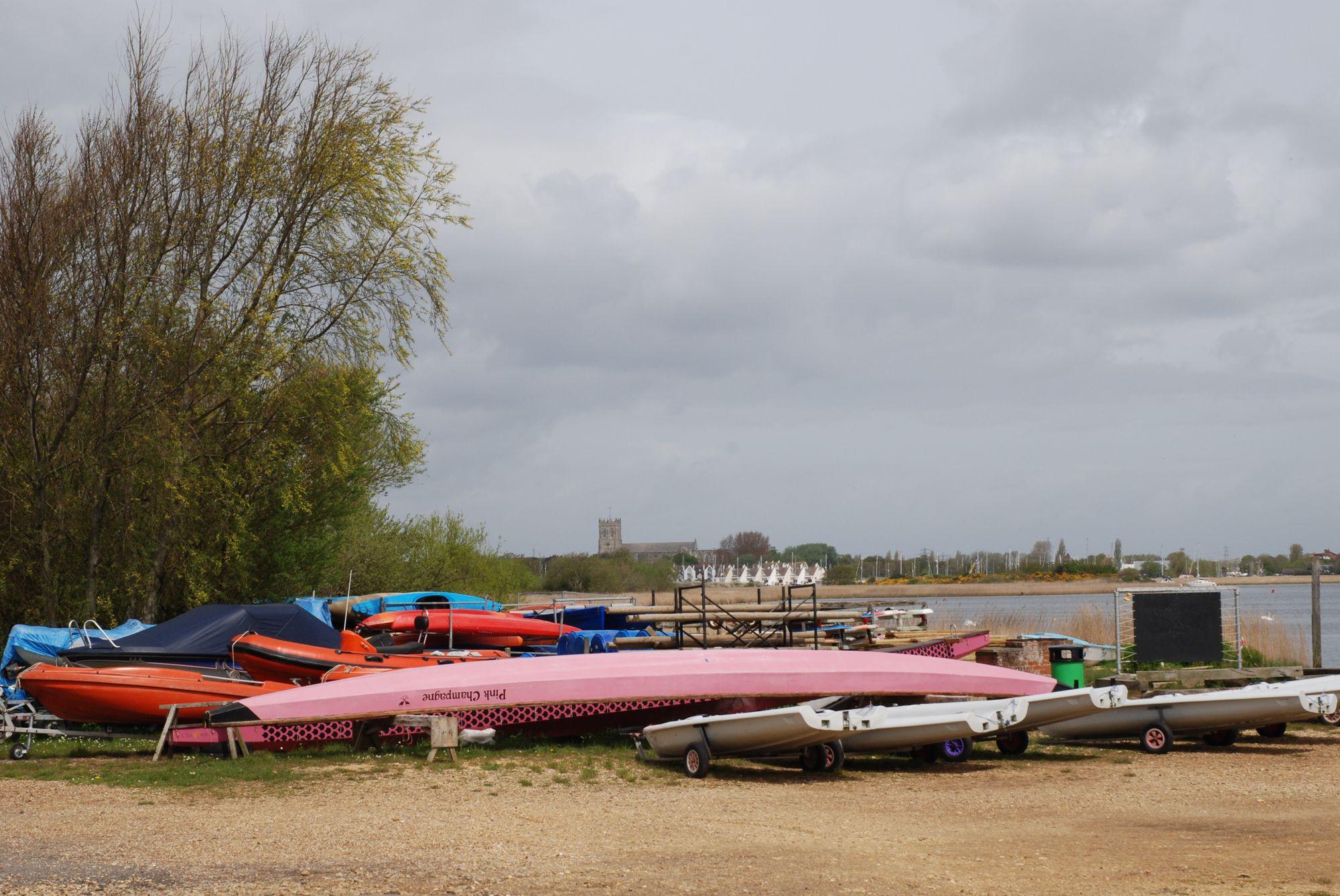 Hengistbury Head Outdoor Centre
