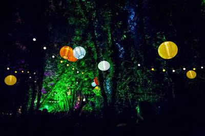 A weekend-long camping event with a festival feel that focuses on the joys of camping.