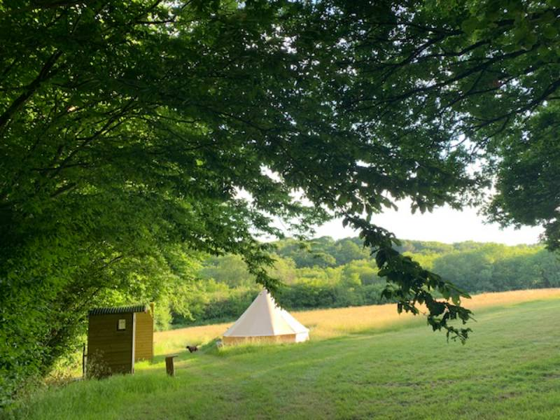 Bramble Luxury Bell Tent