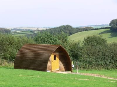 Penbugle Farm Wigwams Penbugle Farm, St Keyne, Liskeard, Cornwall, PL14 4RS