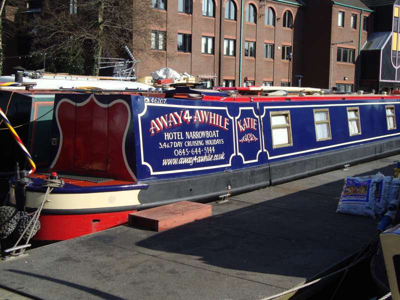 Away2Stay Gas Street Basin Off Bridge Street Birmingham B1 2JR