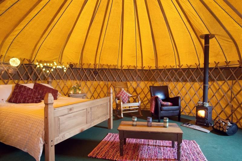 Mulroy yurt