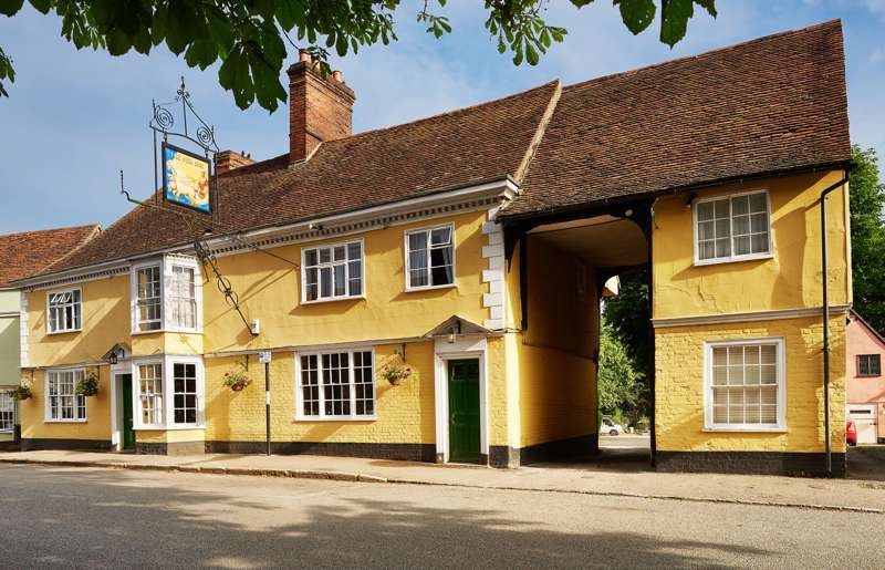 The Sun Inn High Street Dedham Essex CO7 6DF