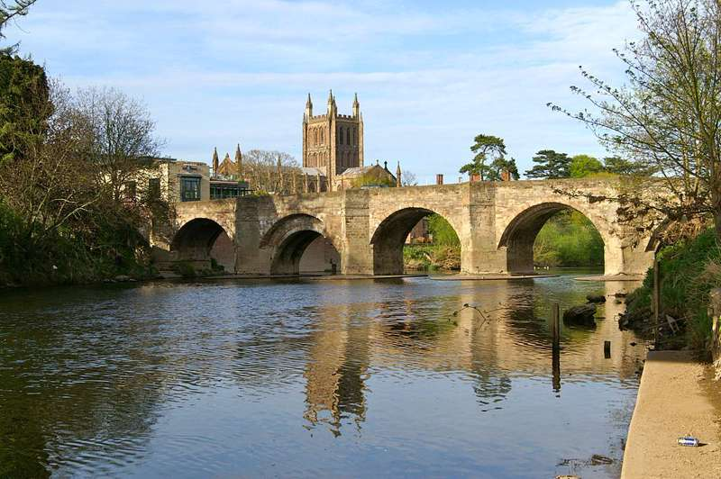Hotels, Cottages, B&Bs & Glamping in Herefordshire - Cool Places to Stay in the UK