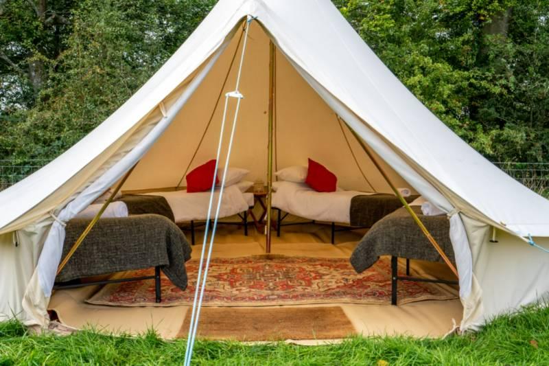 Bell Tent - Luxury