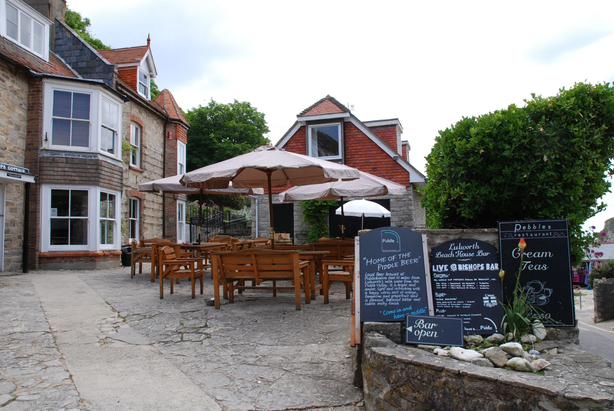 The Bistro at Lulworth Mill House