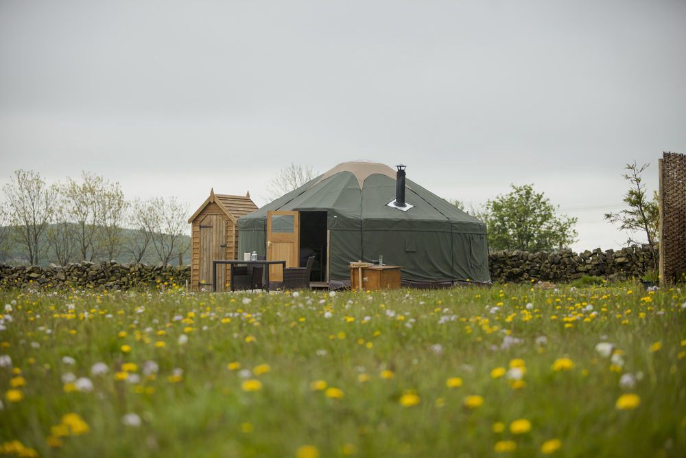 Glamping in the Peak District | Best Peak District Glamping Sites