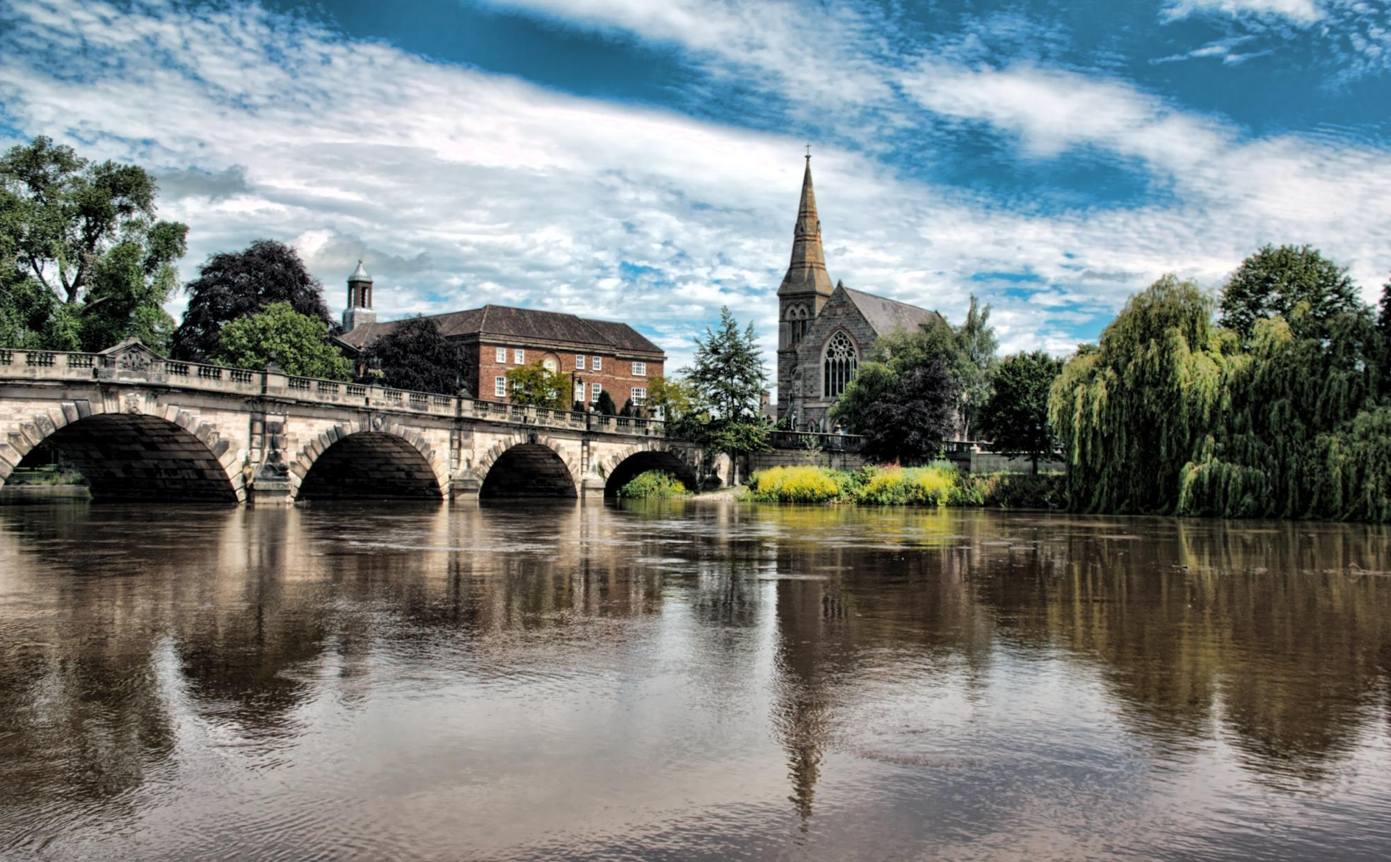 Shrewsbury Camping | Campsites in Shrewsbury, Shropshire
