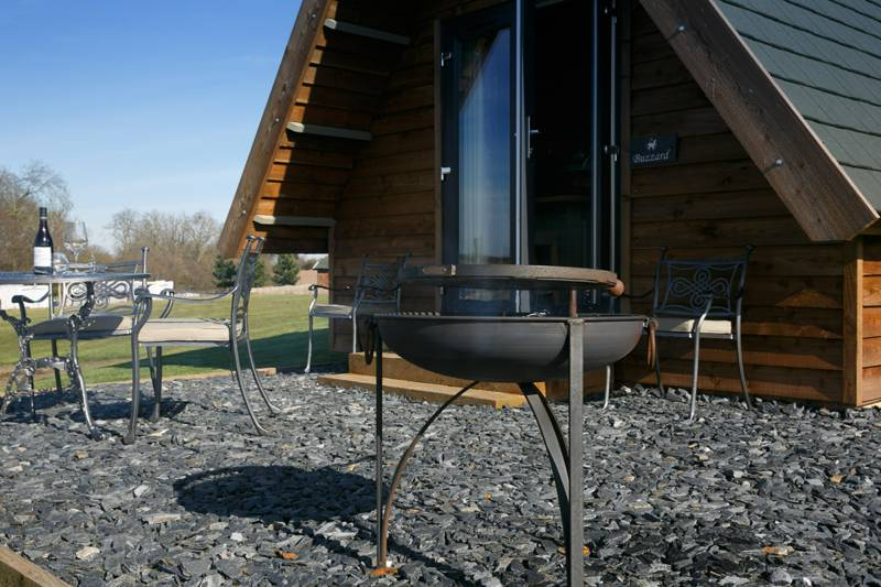 Glamping Lodge Skylark