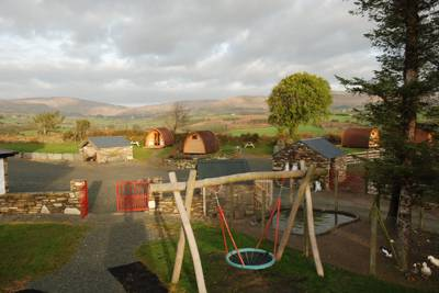 A pod-tastic West Cork campsite that really is 'A Place Apart'.