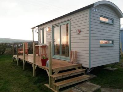 Scamperholidays at Rhossili Pitton Cross Camping & Caravan Site, Pitton Cross, Rhossili, SA3 1PT