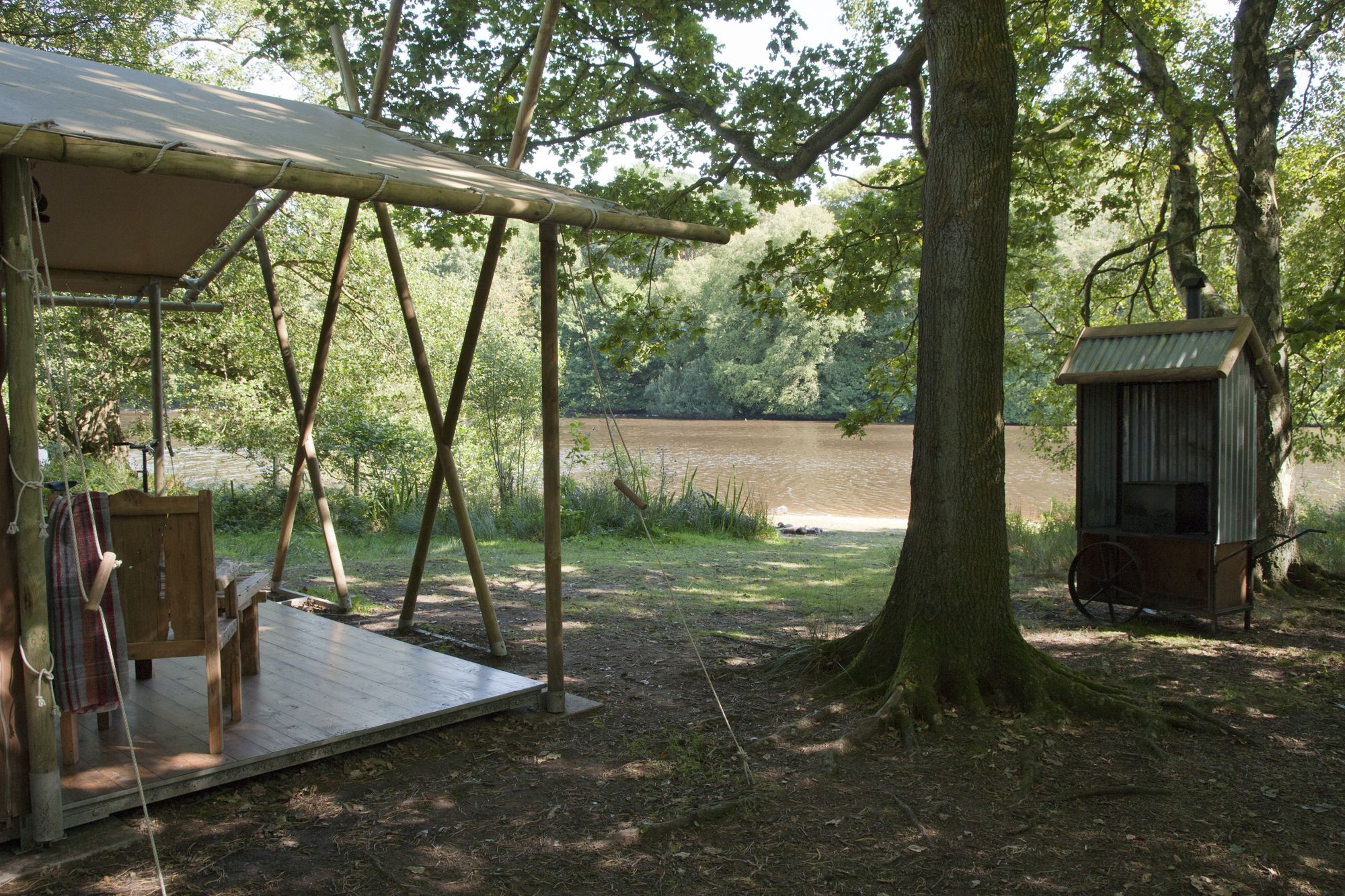 Forest of bowland glamping