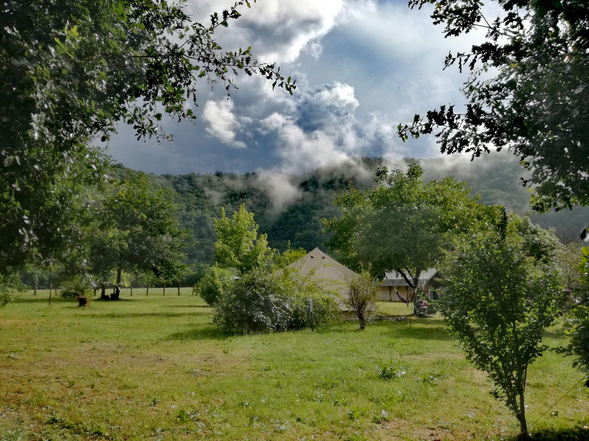 Glamping In South West France Holidays At Cool Camping