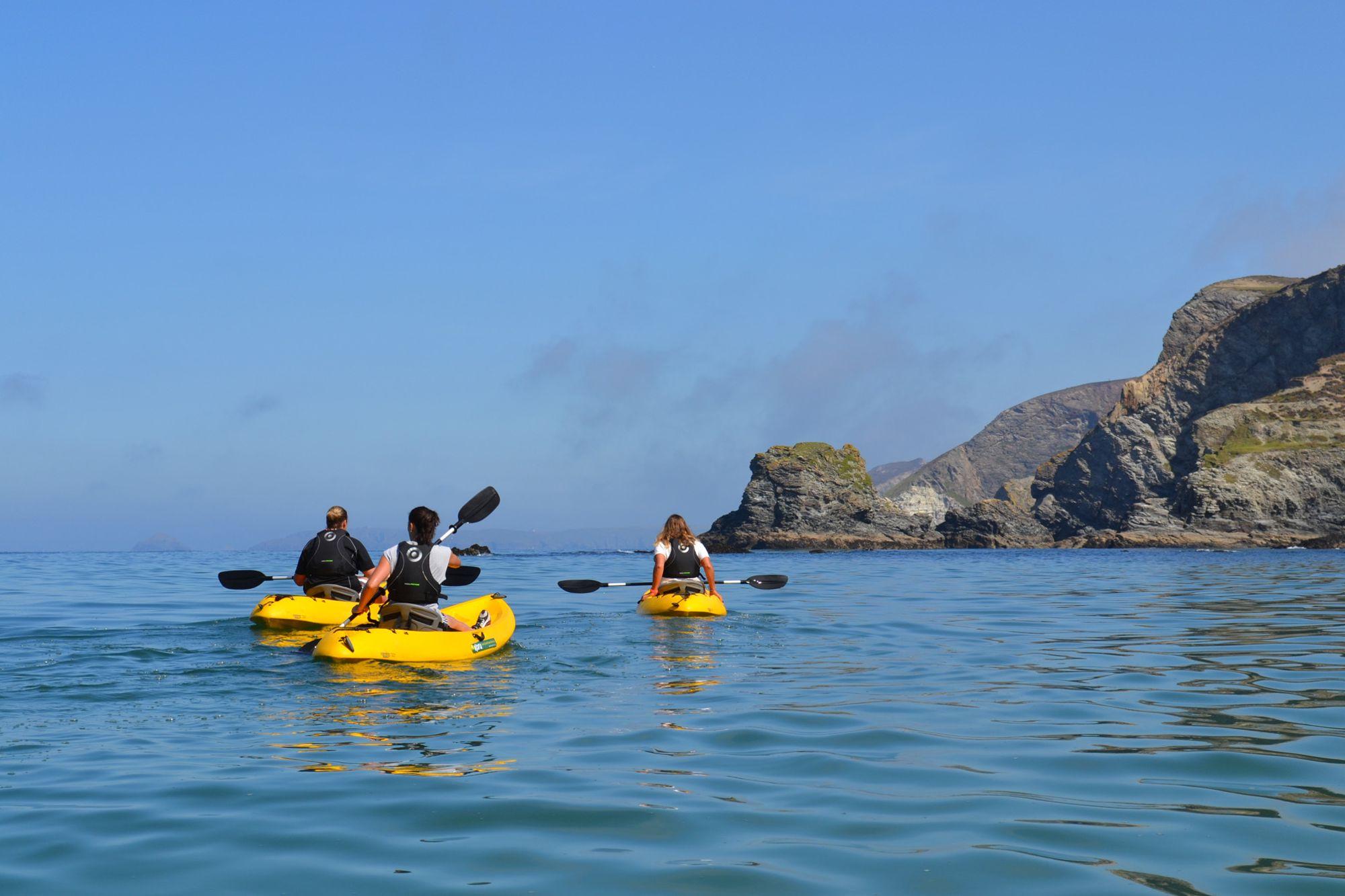 Koru Kayaking