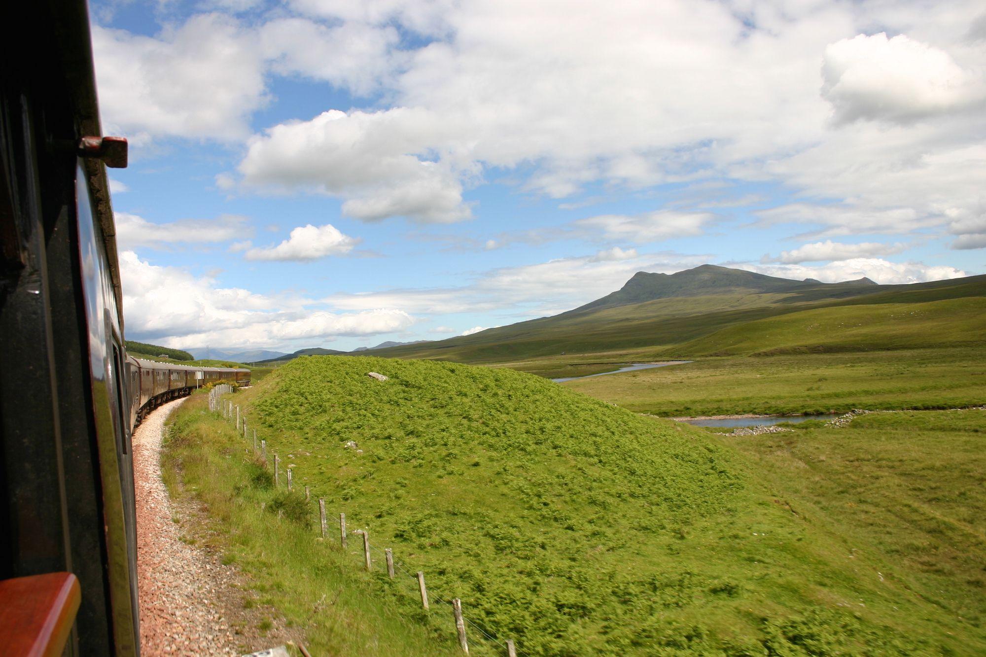 Best Scottish Railway Journeys