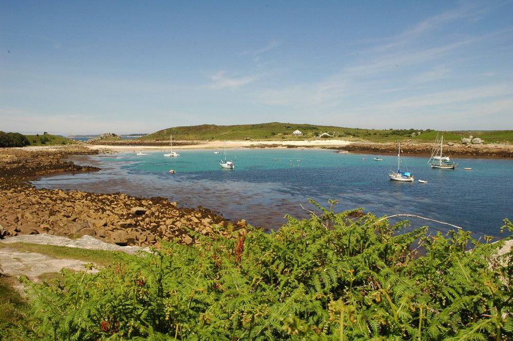 Hotels, Cottages, B&Bs & Glamping in the Isles of Scilly